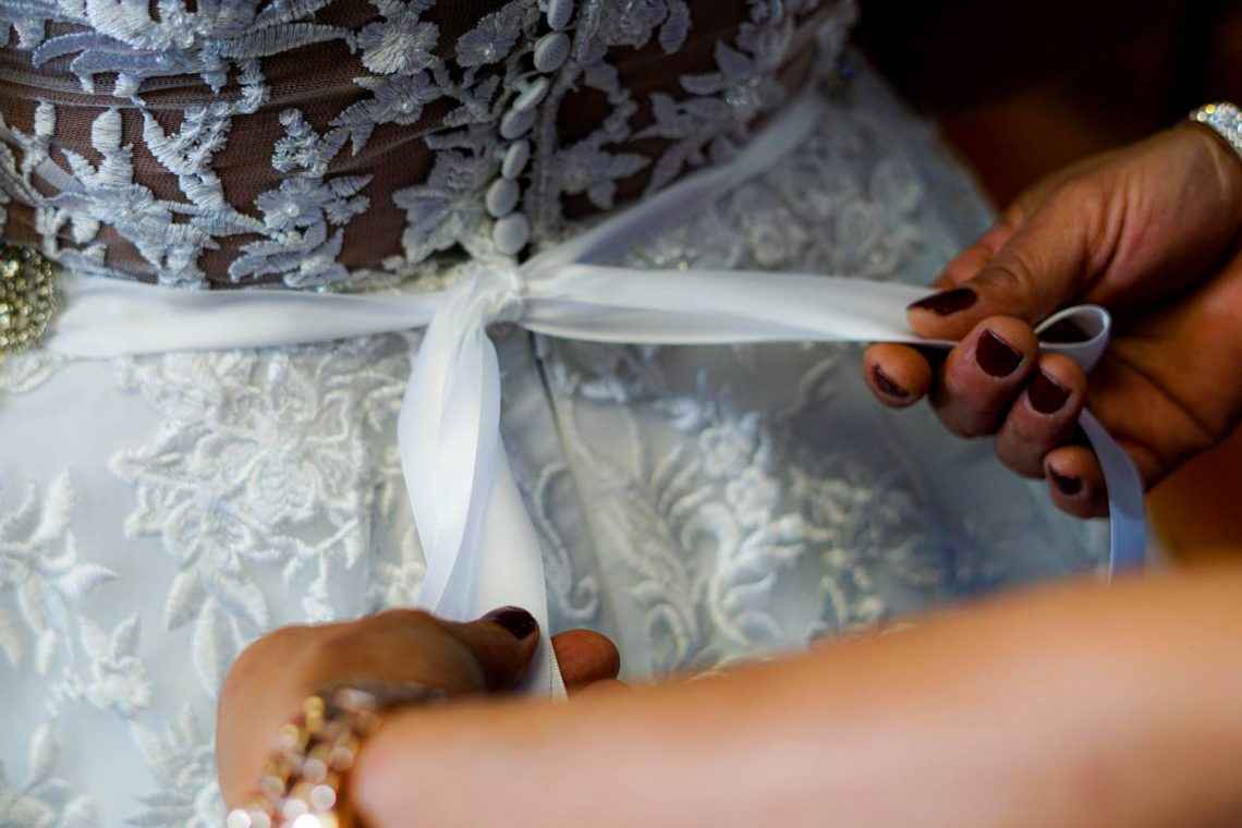 Idealna suknia ślubna dopasowana do figury
